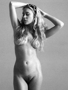 Chloe Sevigny fully nude for Purple Fashion