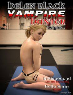 Helen Black – Vampire hunter origins 1