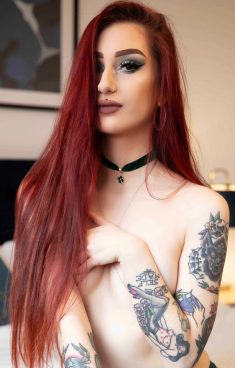 Rouge live on cam