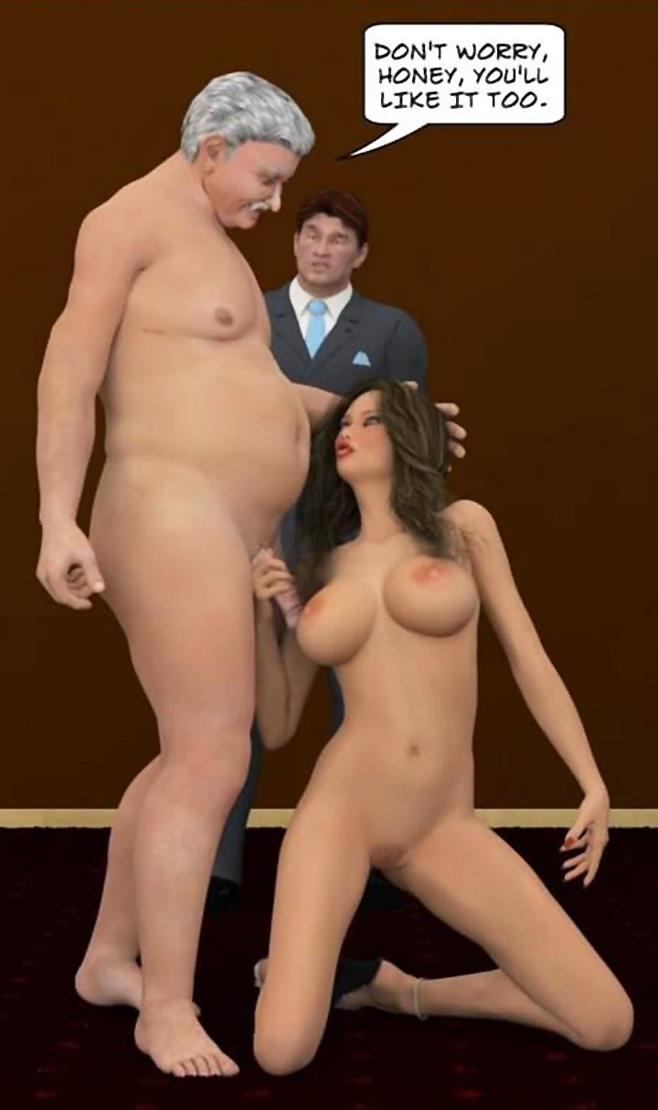 The Game – 3D Porn Comic