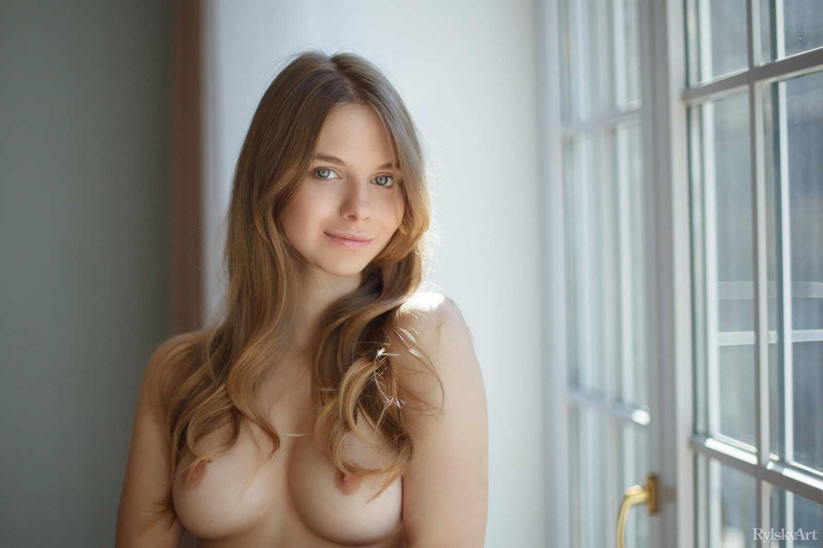 Cute nude young French lingerie