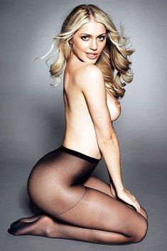 Nicole Neal nude in pantyhose