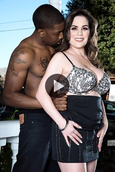Ciara Ryder and Isiah Maxwell – Hot interracial porn video