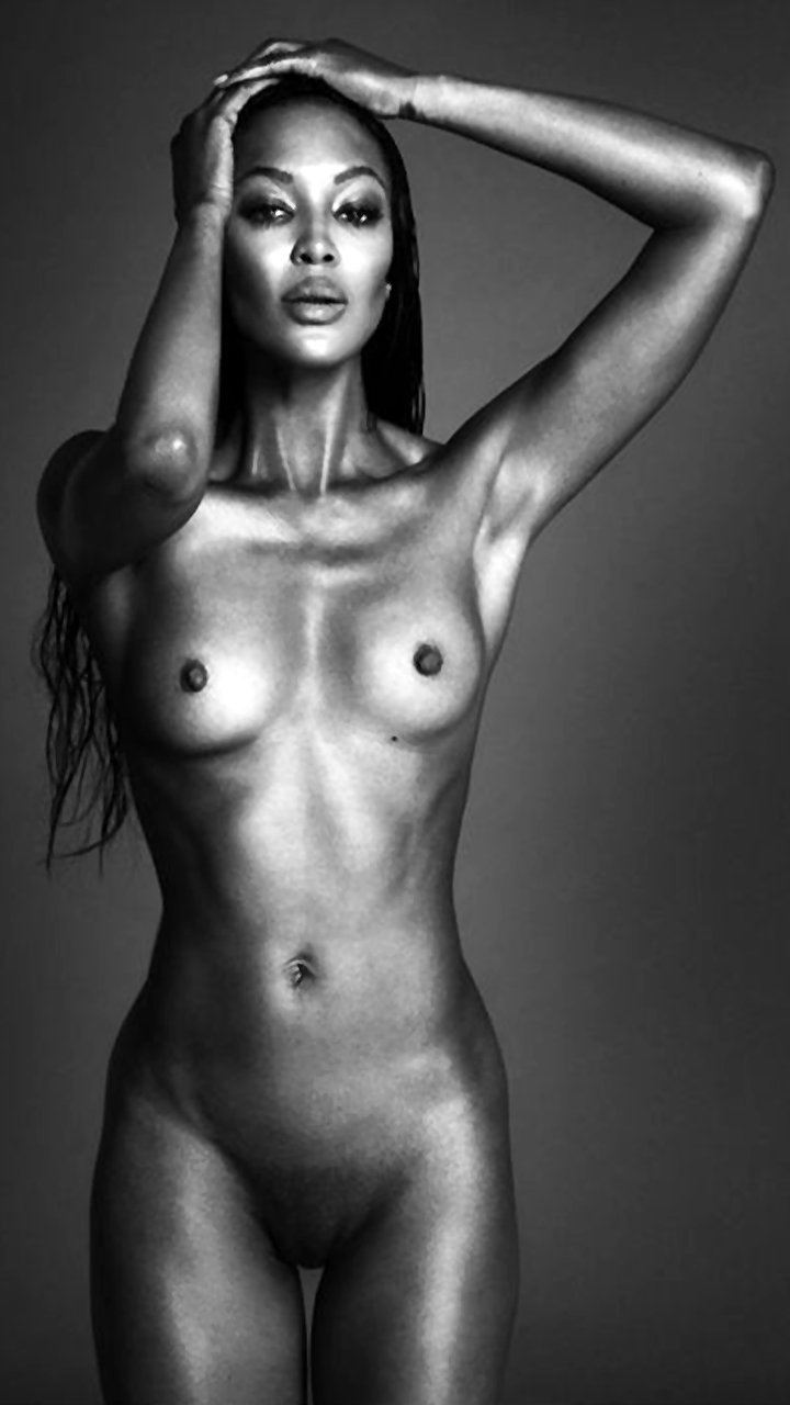 Black beauty in black & white