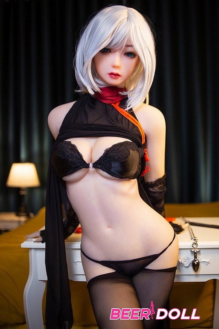 Kleine Brüste Liebespuppen Sexy 148cm Farah