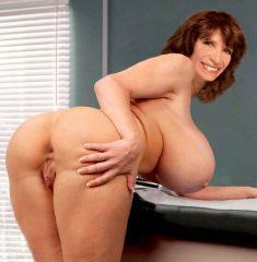 Former Porn Star Amiralove aka Amira Busty with Massive Fake Tits