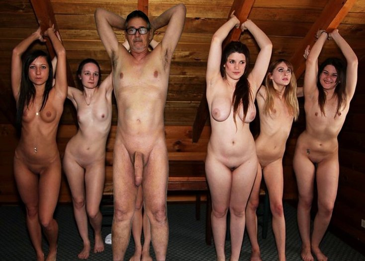 True nudist and naked sexy girls